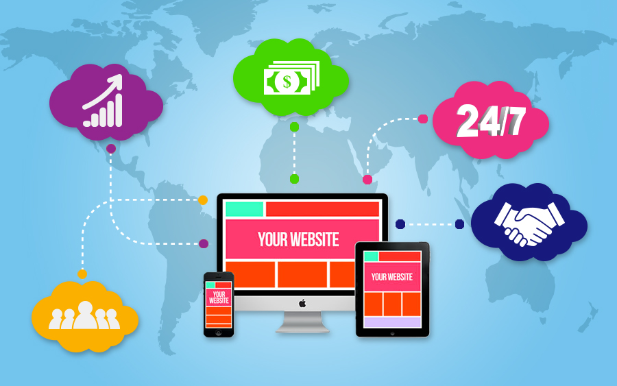 5 reasons why you need a website for your business…